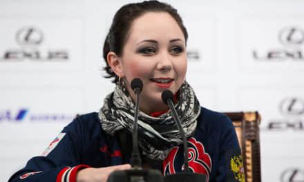 [沧海遗珠] 伊涅扎维塔•图克塔米舍娃:比赛是种幸福