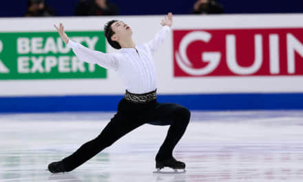 "Denis Ten:""I'm Like a Grandpa Who Likes Saying Philosophical Things"""