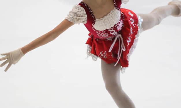 2015悦玺青少年花样滑冰公开赛 杭州站