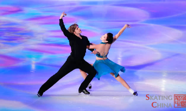 Meryl Davis and Charlie White: Living in the moment