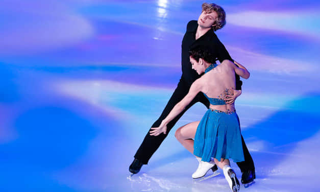 Meryl Davis and Charlie White hope to inspire a new generation of skaters