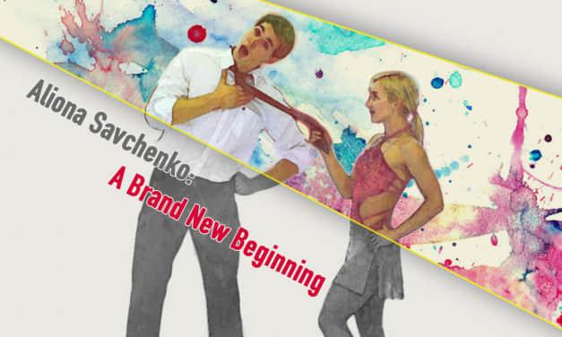 Aliona Savchenko: A Brand New Beginning