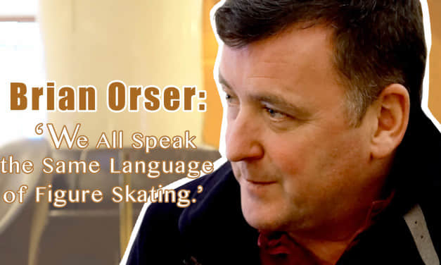 Brian Orser: We All Speak the Same Language of Figure Skating
