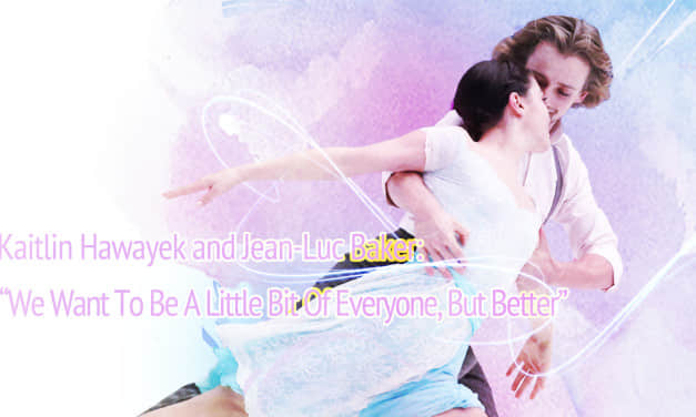 """Kaitlin Hawayek and Jean-Luc Baker: """"We Want To Be A Little Bit Of Everyone, But Better"""""""