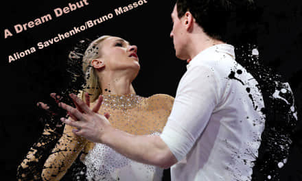Aliona Savchenko/Bruno Massot: A Dream Debut