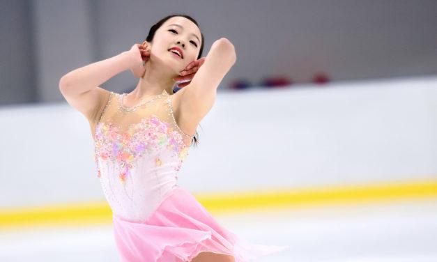 ISU青年组大奖赛日本站开幕,日俄女单再分天下