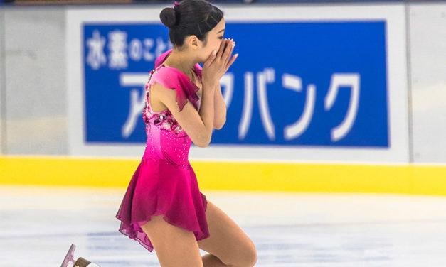 写在青年组大奖赛日本站女子单人滑之后:太早与太晚到来的成功