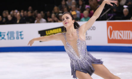 Ashley Wagner Crowned Champion at Skate America, Looking to Medal in PyeongChang