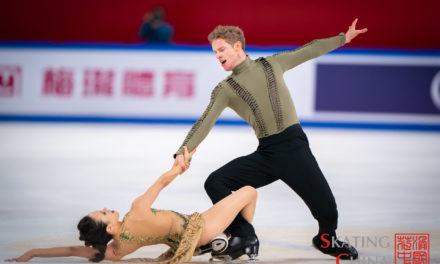 麦迪逊•乔克/埃文•贝茨(Madison Chock/Evan Bates): 当生活与滑冰无缝融合