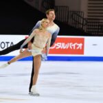 Knierim/Frazier Make Strong Statement in International Debut with Skate America Title