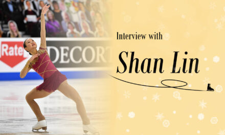 Shan Lin Makes Strong Grand Prix Debut at Skate America